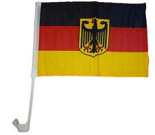 Bandera de coche Alemania Águila 30 x 40 cm Ventana