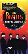 BEATLES-The Capitol Albums Vol. 1 (Stereo + Mono - Book) 4 CD box set-Brand New-
