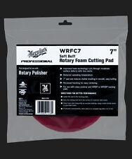 """Meguiars WRFC7 Soft Buff Rotary Foam Cutting Pad 7"""""""