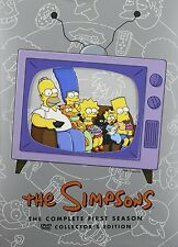 The Simpsons Complete Series 1 First Season COLLECTORS Edition DVD Set