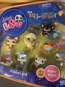 Hasbro Littlest Pet Shop Collector Party Pack - 8 Pet Friends