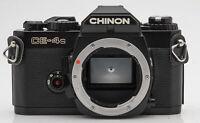 Chinon CE-4s Spiegelreflexkamera Body Gehäuse SLR Kamera