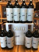 Quilt Cabernet 2016 Napa Valley from Joseph Wagner **12 BOTTLES**