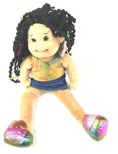 Jazzy Jessie TY Teenie Beanie Bopper African American Doll