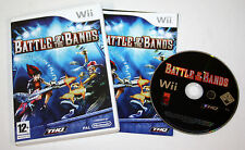 Battle of the Bands (Nintendo Wii, 2008) FREEPOST 4005209105187