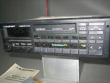 Autoradio Blaupunkt Hamburg CR40 Alt Retrogerät Kassette Radio (8180) CR 40