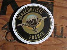 "SNAKE PATCH - PVC "" PARACHUTISTE FRANCE "" brevet para RPIMa TAP ETAP commando"