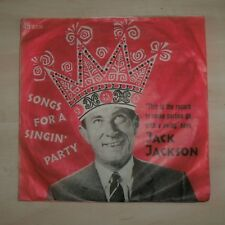 Songs For A Singin Party (Vinyl Single)