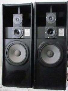 3-Wege-Lautsprecherboxen ATL Hans Deutsch HD 312 - 8 Ohm 120 Watt - super Klang