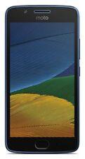 O2 Moto G5 5 Inch 16GB 5MP 4GB Mobile Phone - Blue