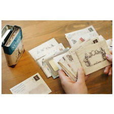 Retro Greeting Letter Envelope Envelopes Vintage Envelope Stationery Paper