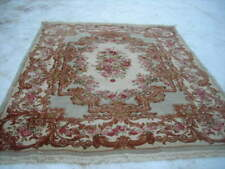 New listing Lovely Top Quality 8X10 Savonnerie Aubusson Rug 250-300 Kpsi