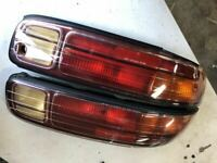 JDM Toyota 1996 Soarer LEXUS SC300 SC400 JZZ30 KOUKI Tail Light Lamp Set OEM