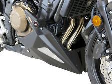 KTM 790 DUKE 18-20 Matt Black-Silver Mesh Belly Pan - Powerbronze
