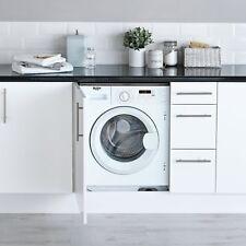 Bush WMNSINT714W Integrated 7KG 1400 Spin Washing Machine A+++ - White