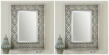 Uttermost 13863 Sorbolo Mirror Silver Wall Mounted Mirror
