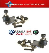 FITS SKODA ROOMSTER 2006> FRONT WISHBONE ARM BALLJOINTS X2 FAST DISPATCH