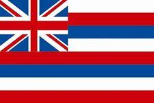 Miniflag Hawaii 10 x 15 cm Fahne Flagge Miniflagge
