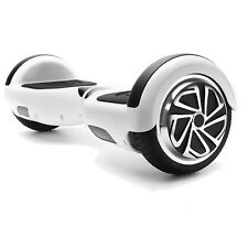 "New in Box 6.5"" Self-Balancing Bluetooth Scooter, Silver, Ul 2272 Certified"