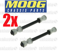 Set of 2 MOOG Front Sway Bar links for Cadillac,Chevrolet and GMC