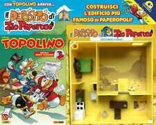 Supertopolino N° 3409 + Terza Parte del Deposito di Zio Paperone Disney Panini