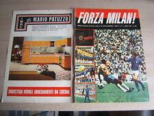 FORZA MILAN!=N°7 1970=GIANNI RIVERA=MEXICO 70=BRASILE=STORIA MONDIALI