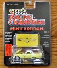 Racing Champions 1956 Ford Thunderbird 1:56 Scale Diecast Mint Edition Series