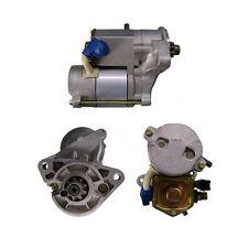 Si adatta TOYOTA HI-LUX 2.4 (N) motore di avviamento 1998-On - 17677UK