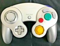 Official Nintendo Gamecube Controller Platinum Silver japan DOL-03