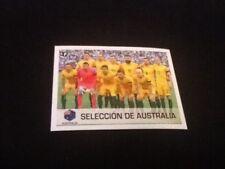 #148 foto de equipo de Australia figurinha World Cup 2018 Mundial En Accion Pegatina
