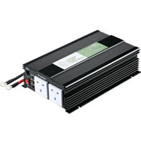 Power Inverter 1000W/2400W Modified Sine Wave 12V -240V Watt Camper Caravan Van