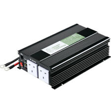 Power Inverter 1000W/2400W Modified Sine Wave 12V -240V Watt Camper Caravan Van