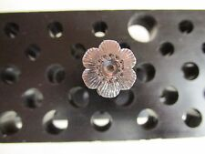 Vintage Leather Stamp Carving Flower Center Tool Craftool No. J820 Made in USA