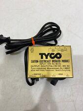Tyco Model Train Hobby Transformer Model 899V BENCH TESTED WORKS