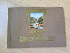 Deutsche Kolonien Zigarettenbilderalbum -Sammelbilder Buch-  1936 VOLLSTÄNDIG