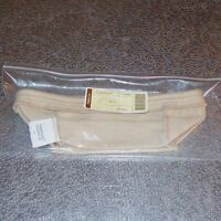 Longaberger Oatmeal TEA Basket Liner... RARE ~ Brand New in Original Bag!