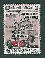 San Marino - Mail 1996 Yvert 1455 MNH the Gazette of The Sport