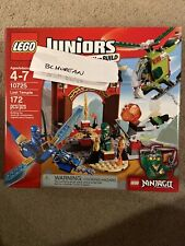 Lego 10725 Juniors Ninjago Lost Temple 172pcs New Retired Set