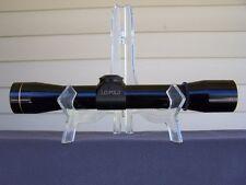 Leupold 4x28mm Rifle Scope ~Nice~ Rimfire Special