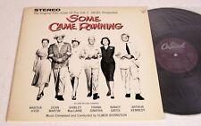 Some Came Running-Japan OST Audiophile LP-NM-Elmer Bernstein-Frank Sinatra