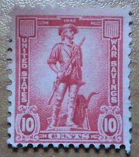 1942 10 Cent Savings Stamp / US 10c War Stamp
