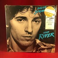 BRUCE SPRINGSTEEN The River 1980 UK DOUBLE Vinyl LP EXCELLENT CONDITION F