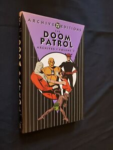 DC ARCHIVE DOOM PATROL VOLUME 3 HARDCOVER HC FIRST PRINTING
