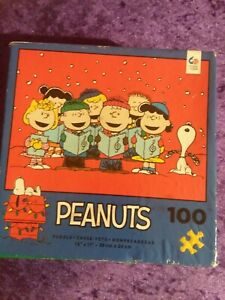 2016 peanuts 100 piece puzzle Series 2 1661-3