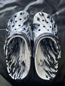 Unisex Crocs Classic Marbled Sandal