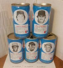 Vintage RC Cola Cans Baseball