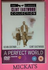 A PERFECT WORLD - THE CLASSIC CLINT EASTWOOD COLLECTION CCECN19 DeAGOSTINI DVD