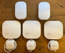eero pro mesh WiFi system (2nd generation):  3 Pros + 2 Beacons