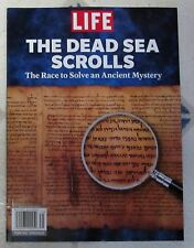 2017 The DEAD SEA SCROLLS Ancient MYSTERY Life Specials 96 Pages CAVE OF SKULLS