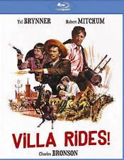Villa Rides (Blu-ray Disc, 2016)